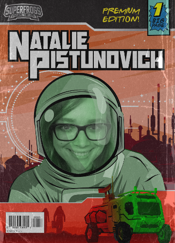 Natalie Pistunovich