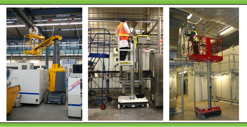 Safe Working at Height in the Food Manufacturing Industry