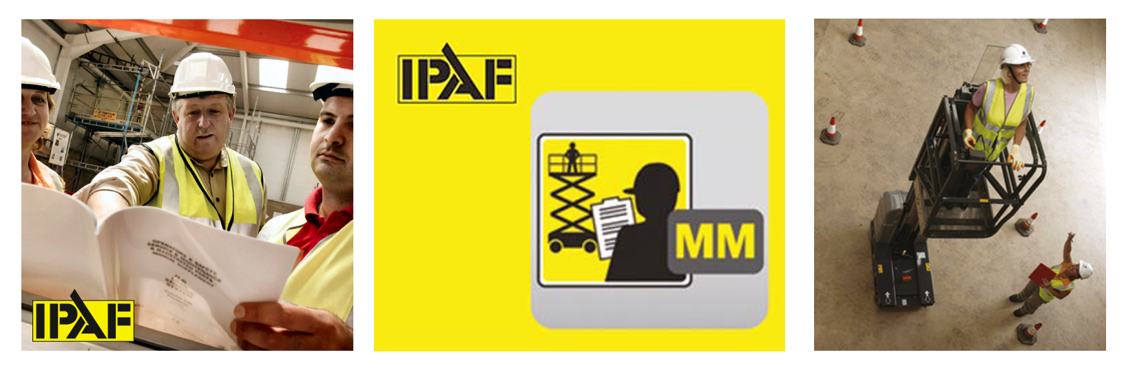 IPAF MEWPs for Managers Training