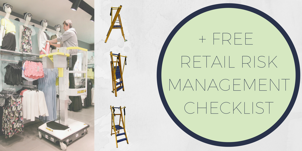 Risk Reduction When Working at Height in the Retail Sector