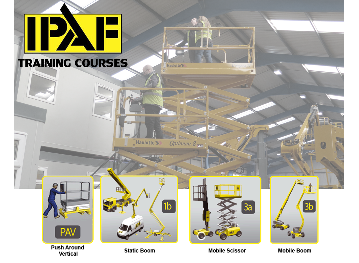 Your Working at Height IPAF Training