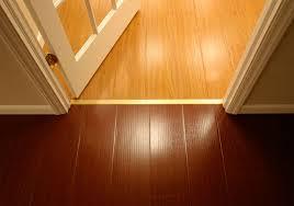 Hardwood Floor Transition building a custom floor transition threshold kraftmade Hardwood Flooring Transition