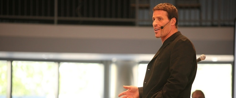 The Salesperson's Ultimate Guide to Tony Robbins