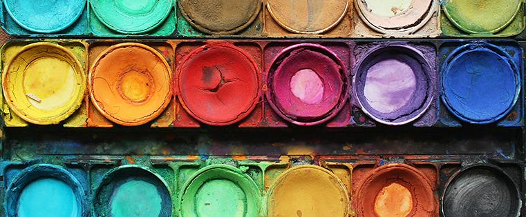 Eine Einführung in die Farbenlehre: Tipps zur Wahl der passenden Farben für visuellen Content