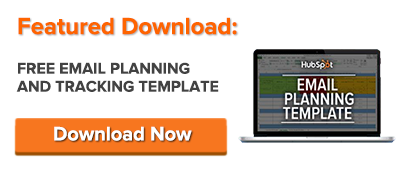 How To Easily Plan Track Your Email Marketing Campaigns Free - Free email advertisement template