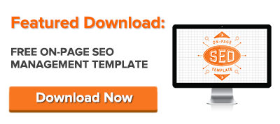 A Step-by-Step Guide for On-Page SEO Management [Free SEO Template]
