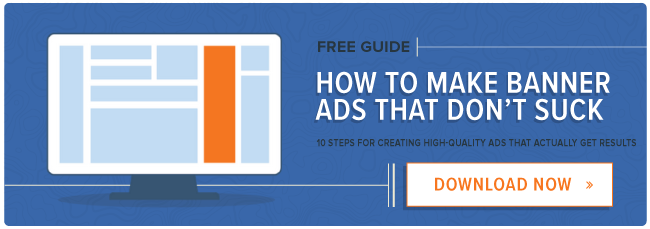 How to Create Banner Ads That Get Results: A 10-Step Guide [Free ...