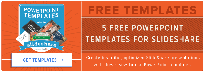 How to easily create a slideshare presentation free slideshare templates in powerpoint toneelgroepblik