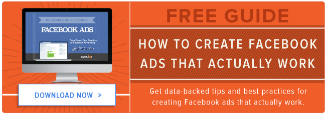 free guide to facebook advertising