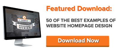 20 of the Best Website Homepage Design Examples