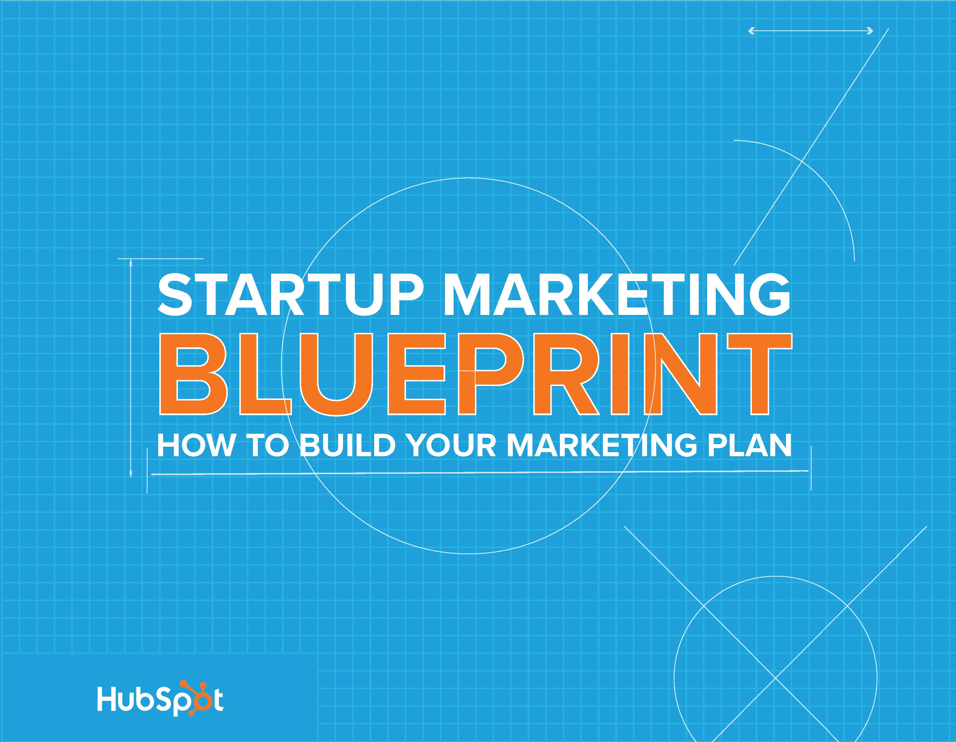 Startup marketing plan blueprint startup marketing blueprint preview malvernweather Images