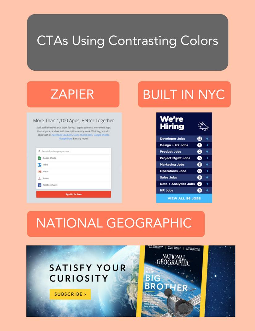 CTA Examples