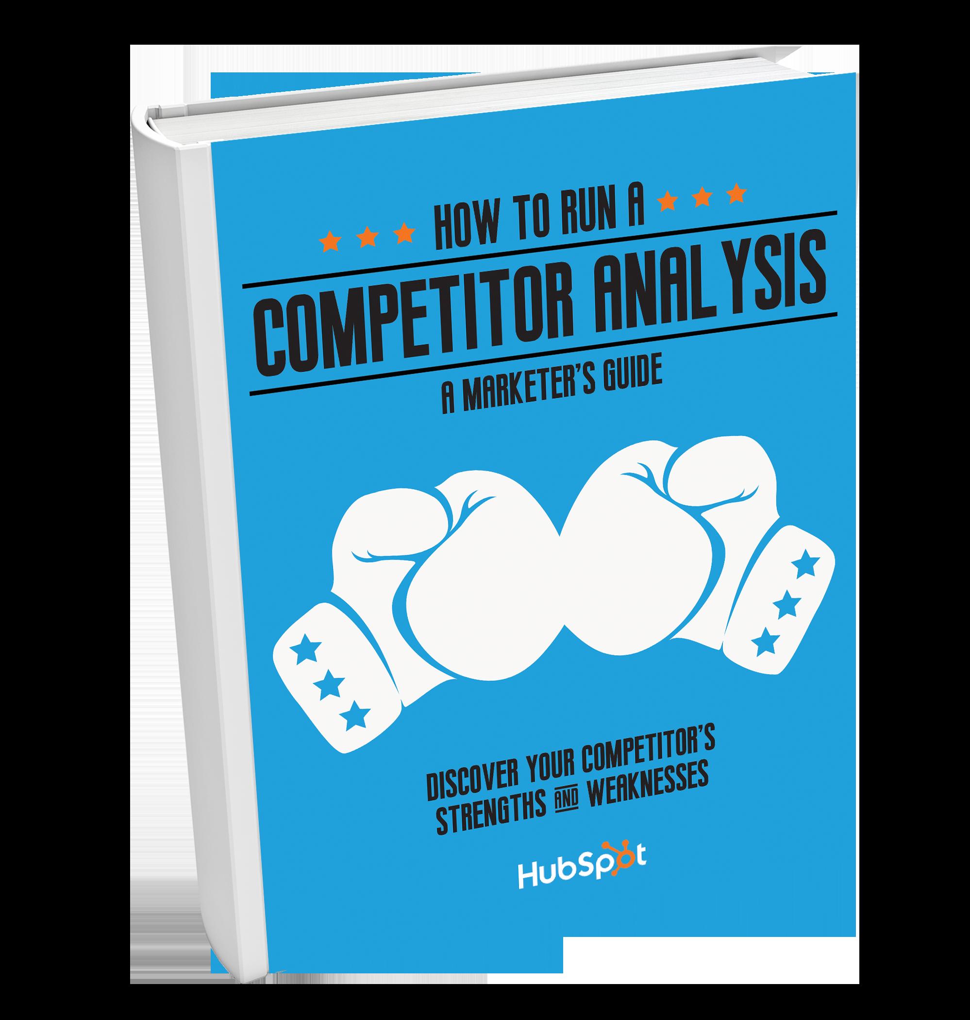 Competitive Analysis Kit   HubSpot & Alexa.com