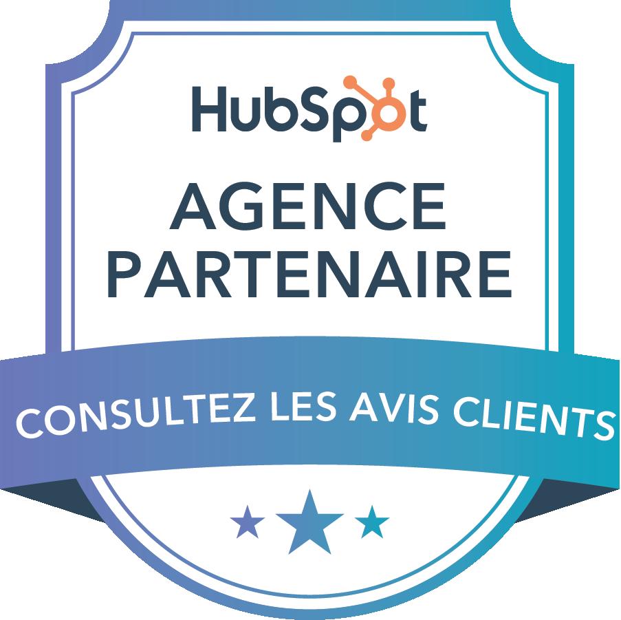 Découvrez les avis laissés par nos clients sur l'annuaire des partenaires de HubSpot