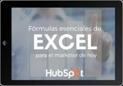 Fórmulas esenciales de excel para marketing