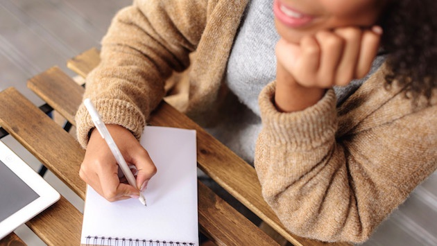 5 Creative Strategies to Stay Inspired to Write All Year [Infographic]