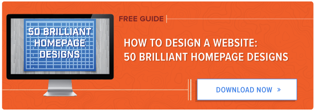 Amazing Download 50 Examples Of Brilliant Homepage Design Home Design Ideas