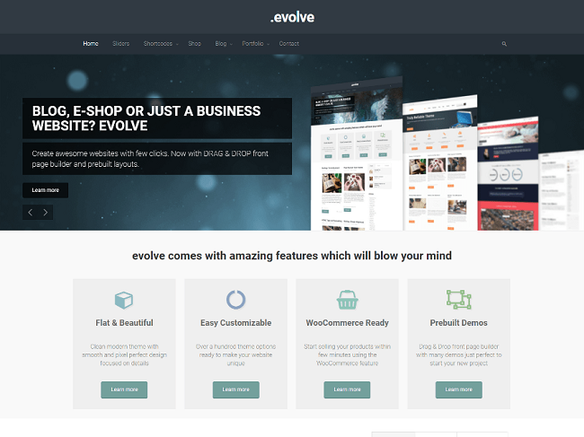 Top 8 Free Parallax Scrolling Wordpress Themes For 2020