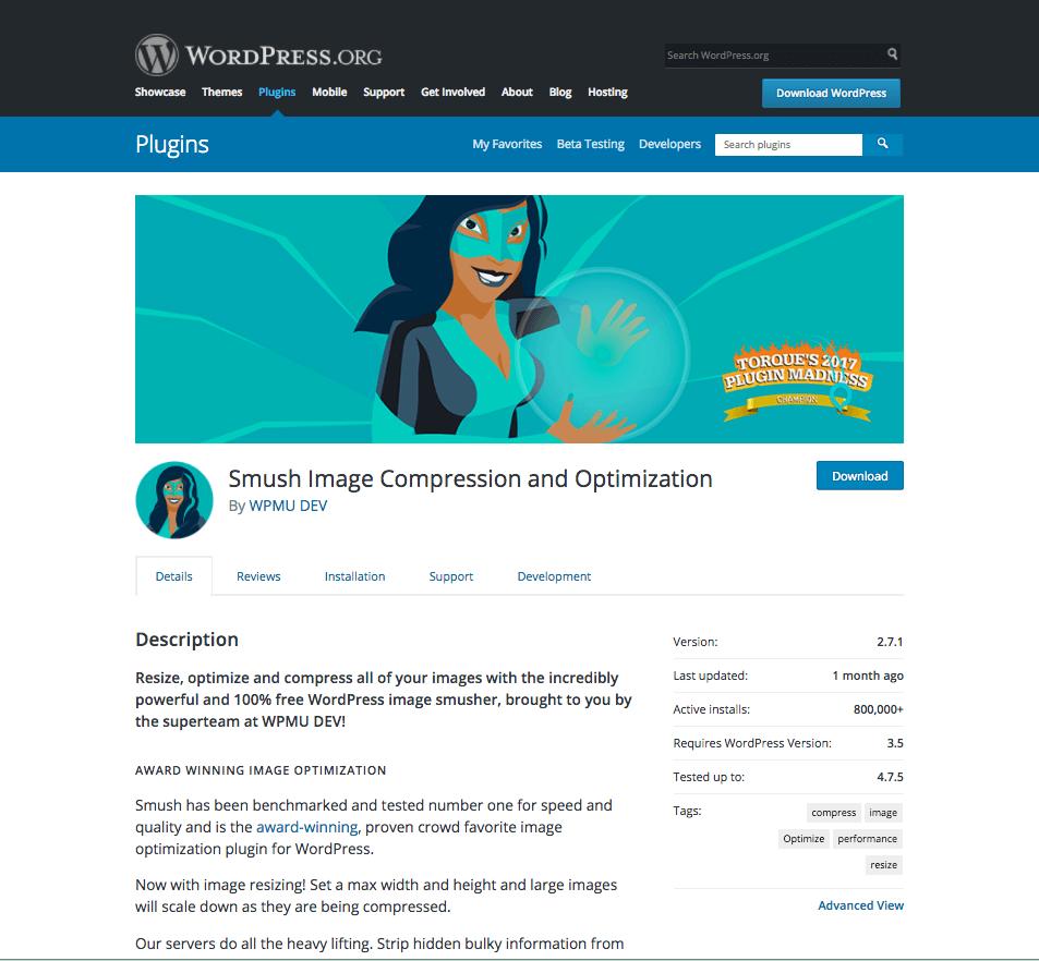 5 Best WordPress Image Optimization Plugins