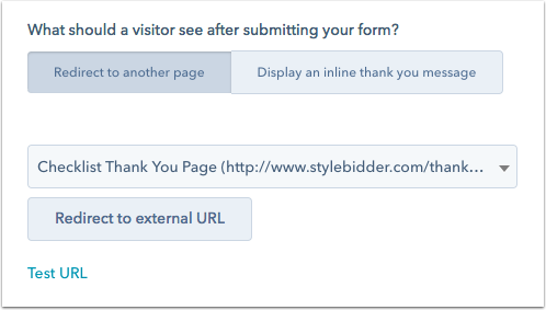 How to create a form for your landing page