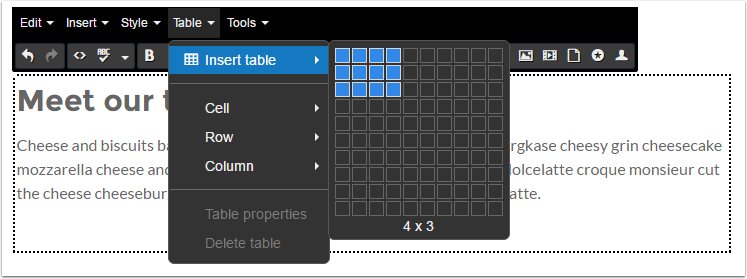 Sapui5 Table Column Filter