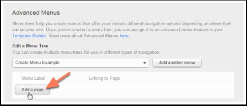 Comment Creer Des Menus De Navigation Pour Votre Site