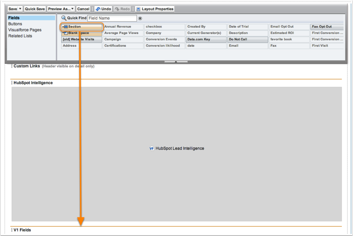 How do I enroll contacts into workflows from Salesforce?