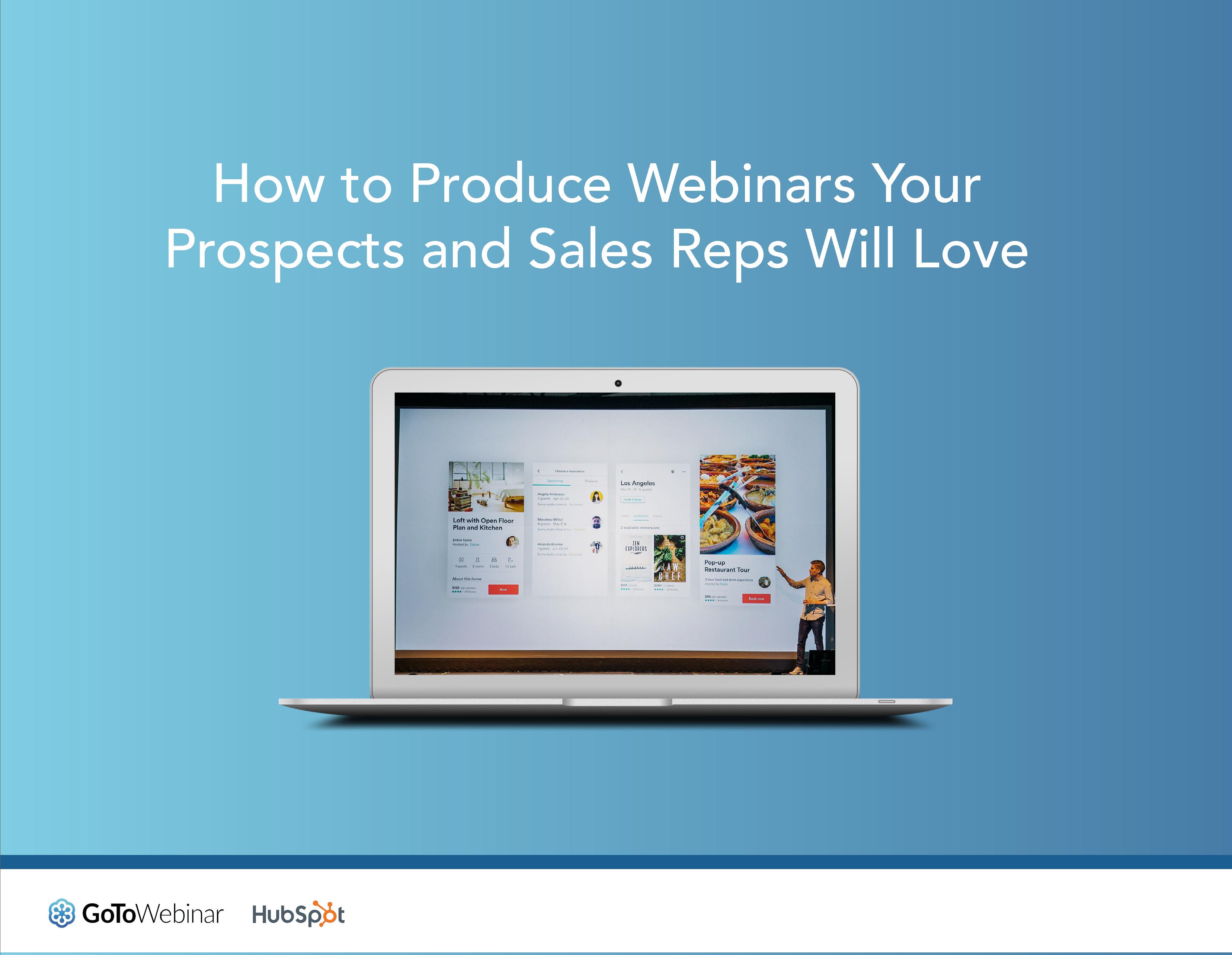 Free ebook how to produce webinars your prospects and sales reps how to produce webinars ebook preview fandeluxe Gallery