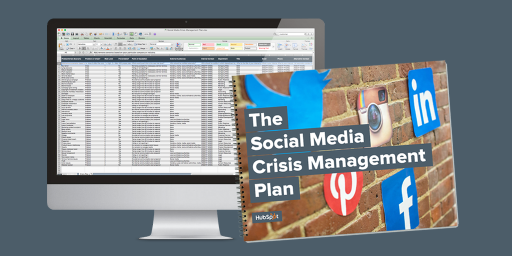 Social Media Crisis Management Plan - HubSpot