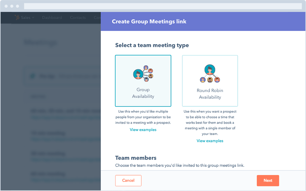 Free Appointment & Meeting Scheduling App | HubSpot