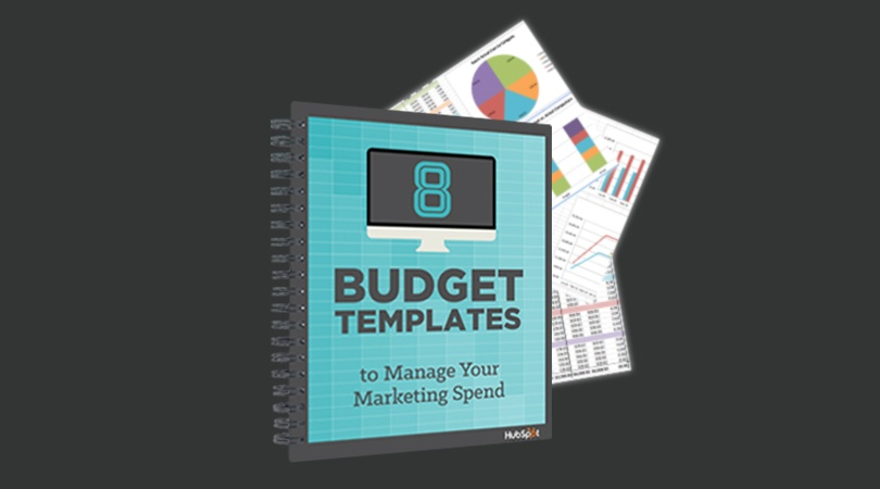 Free Download  Budget Templates To Manage Your Marketing Spend