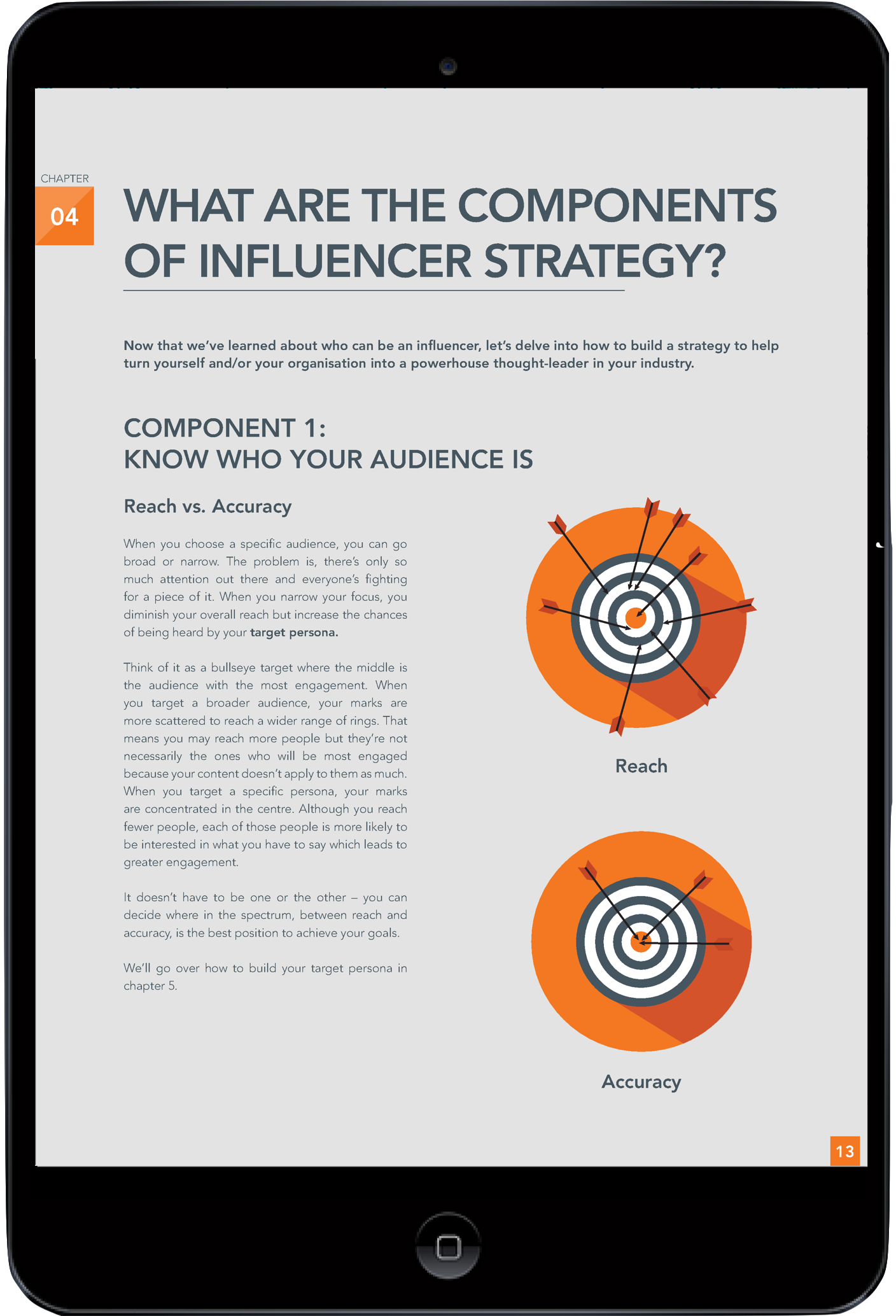 How to become an influencer in your industry free ebook ebookpage13g fandeluxe Image collections