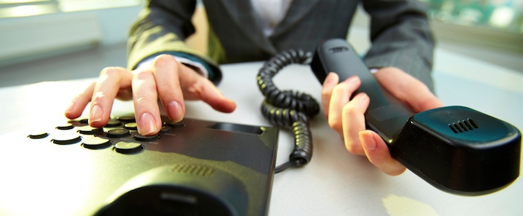 how to make your first sales call