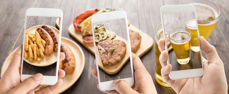 15 food brands with instagram content worth drooling over