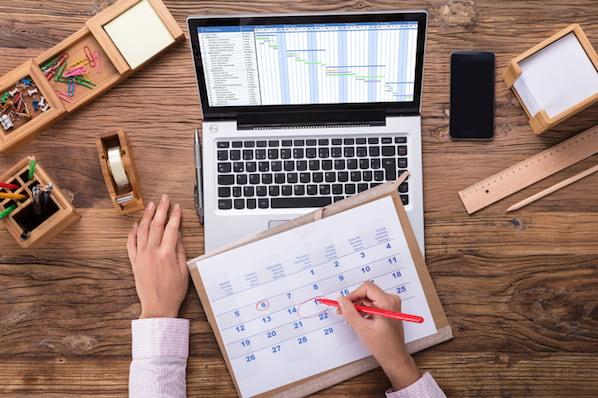 How to Create an Editorial Calendar in Google Calendar [Free Templates]
