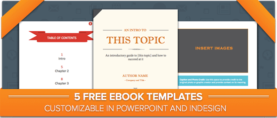 How to create an ebook from start to finish free ebook templates new call to action maxwellsz