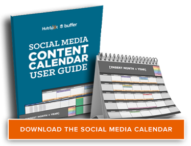 The ultimate collection of free content marketing templates get the free social media contet calendar template pronofoot35fo Gallery