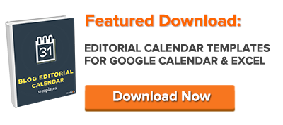 How to create an editorial calendar using google calendar free download free editorial calendar templates pronofoot35fo Gallery