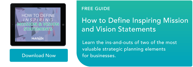 12 Truly Inspiring Company Vision and Mission Statement Examples – Sample Vision Statement