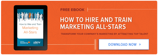 learn how to hire an all star marketing team