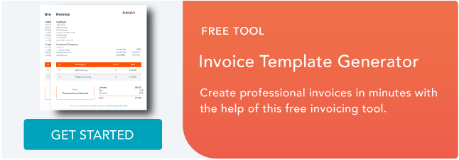 How to Get Paid Without Spending a Dime [Free Invoice Template ...