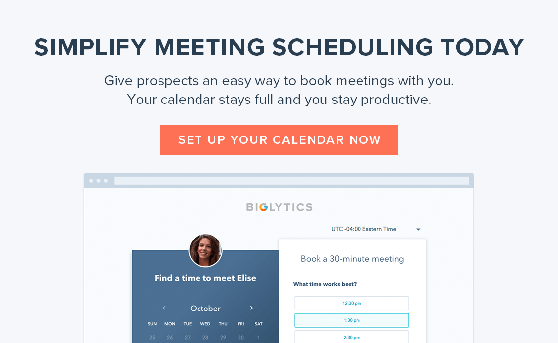 How To Book A Meeting With Anyone In 3 Simple Steps