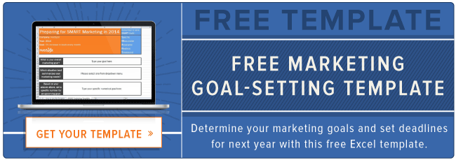 How to Set SMART Marketing Goals [Free Template]