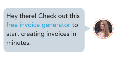 how to get paid without spending a dime free invoice template