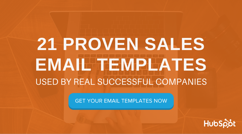 21 free email templates proven to increase sales and revenue new call to action pronofoot35fo Images