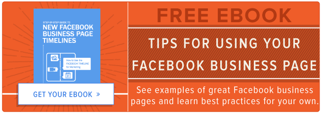 download our free facebook business page tips