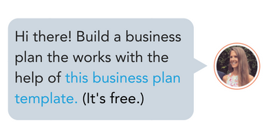 How to build a business plan that actually works free template business plan template new call to action flashek Gallery