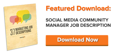 What the Best Social Media Community Managers Actually Do in Their – Social Media Job Description