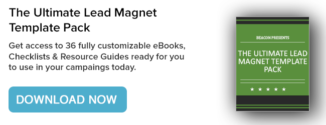 11 tried and true lead magnet ideas and examples beacon ebooks fandeluxe Gallery