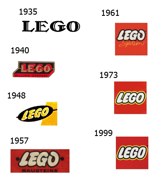 Building a Playful Brand, Brick by Brick: The History of Lego ...